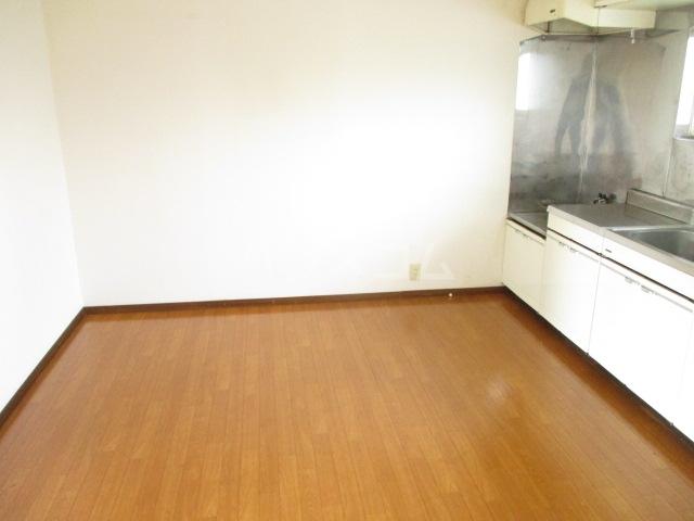 みつわコーポ 101号室のキッチン