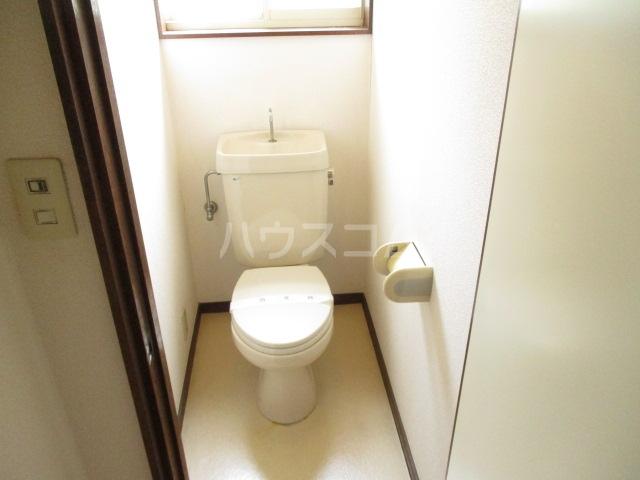 みつわコーポ 101号室のトイレ