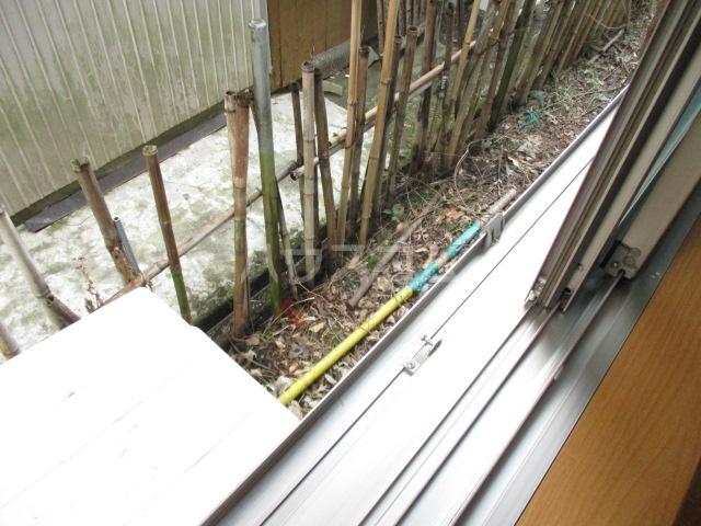 アメニティ大巌寺 101号室の庭