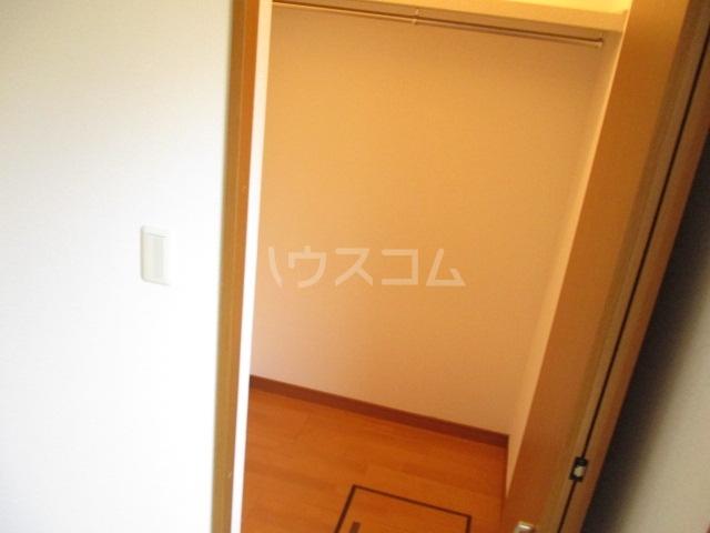 アメニティ大巌寺 101号室の収納
