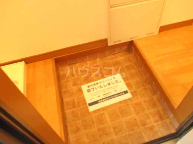 アメニティ大巌寺 101号室の玄関