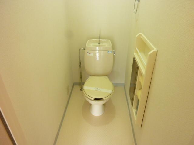 リヴレット玉川B棟 101号室の洗面所