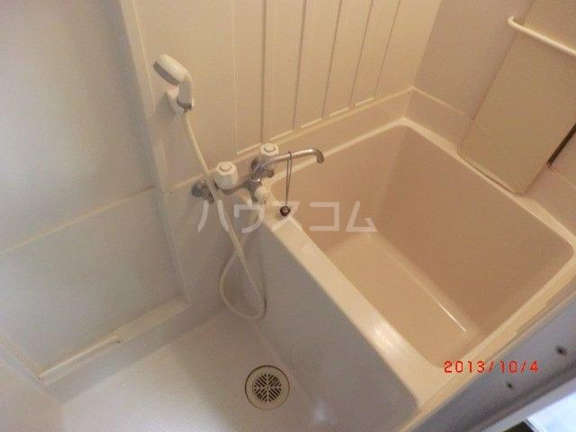 佐久間荘 203号室の風呂