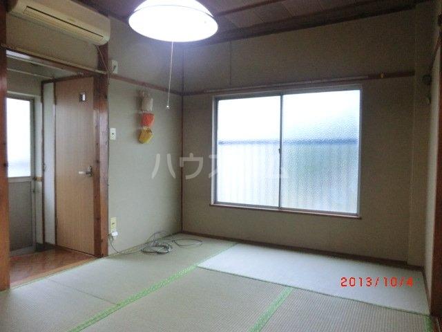 佐久間荘 203号室のリビング