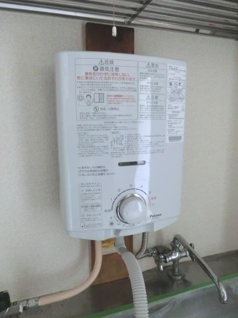 須賀コーポ 102号室のキッチン