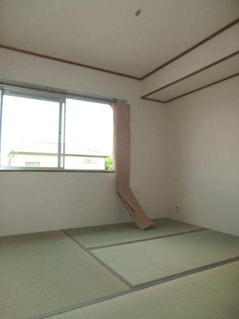 須賀コーポ 102号室のリビング