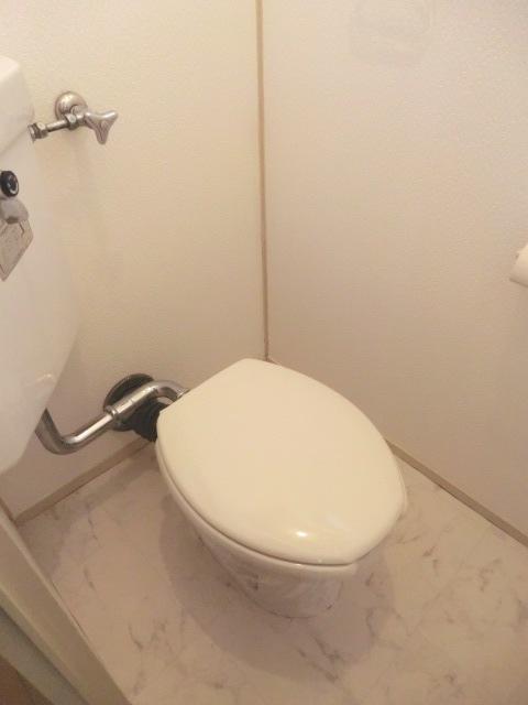 須賀コーポ 102号室のトイレ