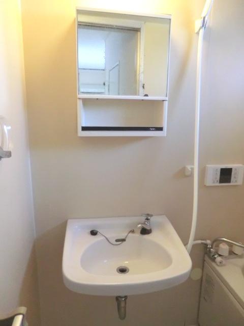須賀コーポ 102号室の洗面所