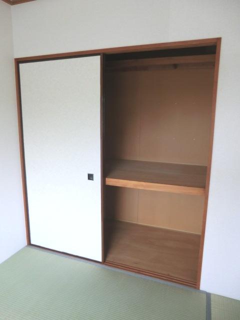 須賀コーポ 102号室の収納