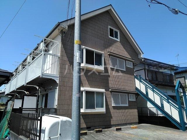町田ハウスの外観