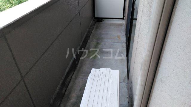プロニティサクラダ 202号室のバルコニー