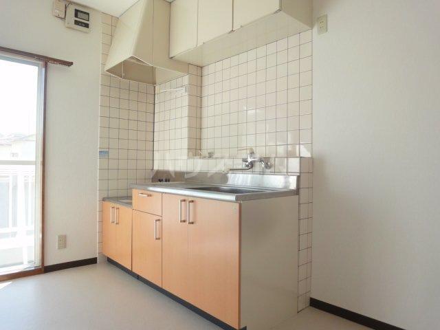 コーポカトレア 201号室のキッチン