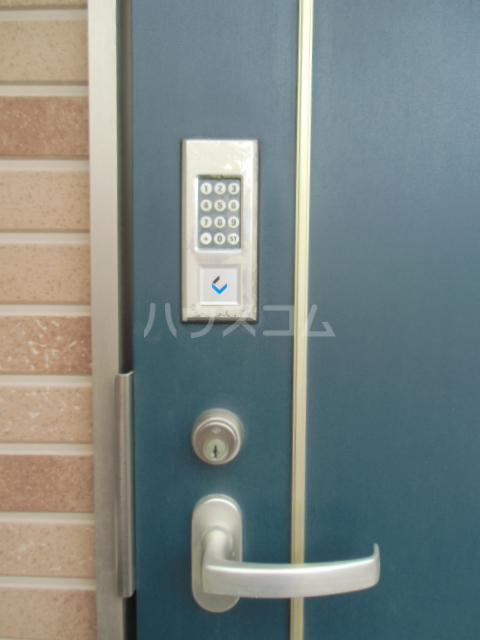 ルーエンハイム 102号室のセキュリティ