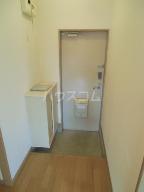 ルーエンハイム 102号室の居室