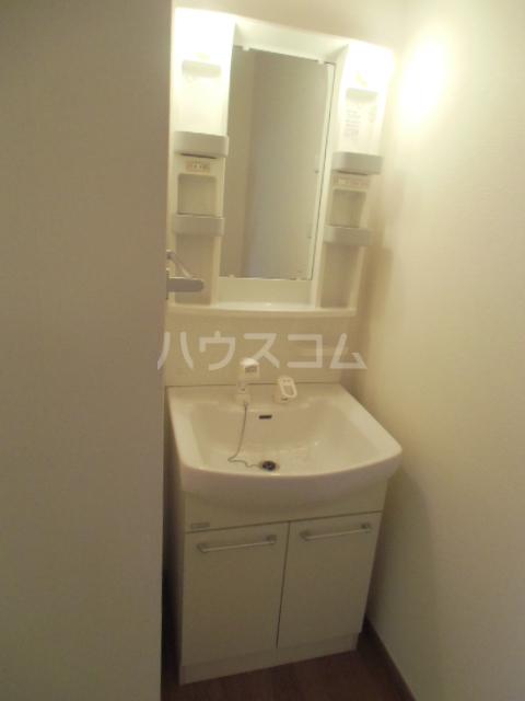 ルーエンハイム 102号室の洗面所