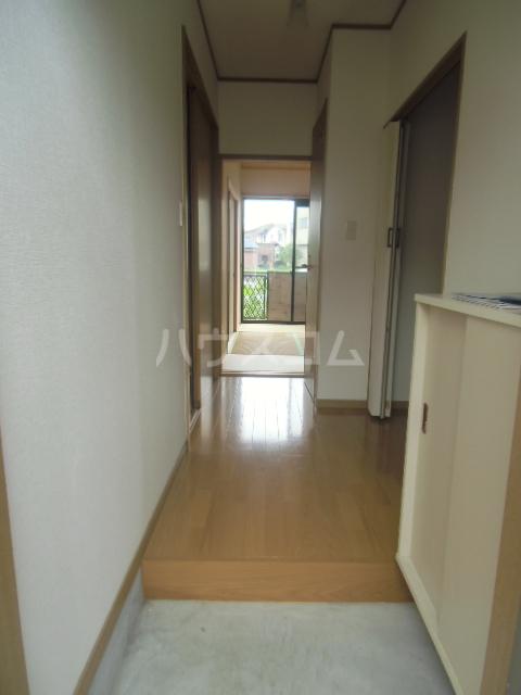 ルーエンハイム 102号室の玄関