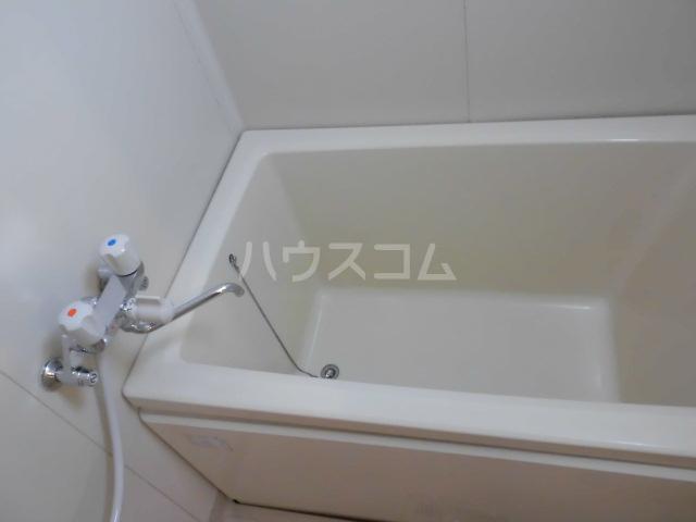 中村借家Bの風呂
