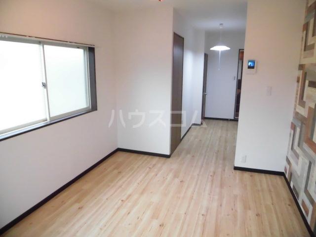 ラベンダータウン B棟 3-E号室のリビング