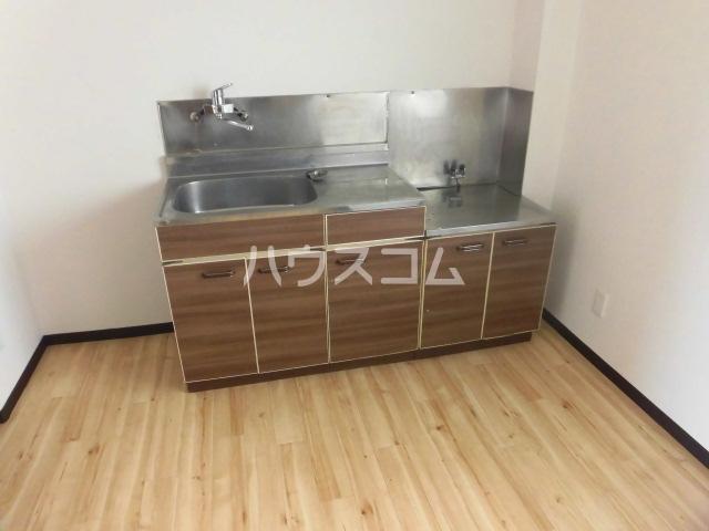 ラベンダータウンA 2-C号室の風呂
