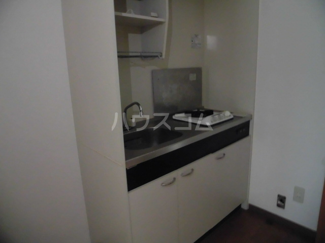 LALAHILLs PartⅠ 107号室のキッチン