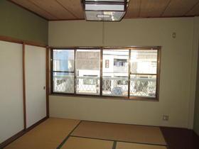 海野マンション 2号室の景色