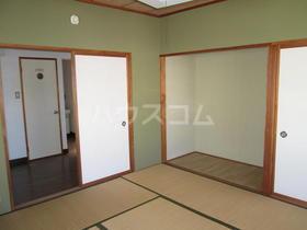 海野マンション 2号室の収納
