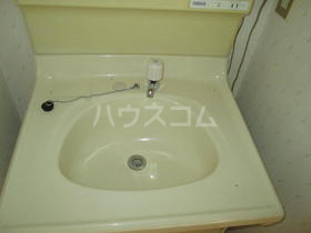 海野マンション 2号室の洗面所