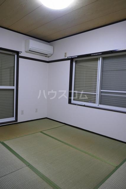 エスコートG 202号室の居室