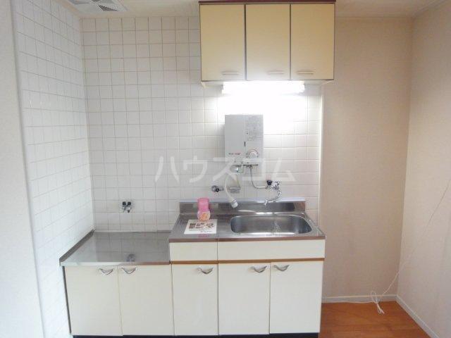 グランドコーポラス 305号室のキッチン