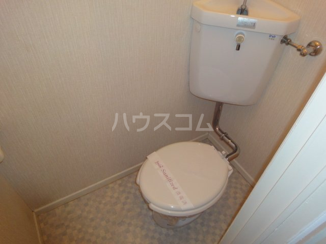 グランドコーポラス 305号室のトイレ