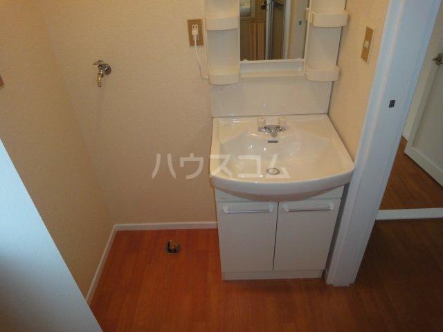 グランドコーポラス 305号室の洗面所