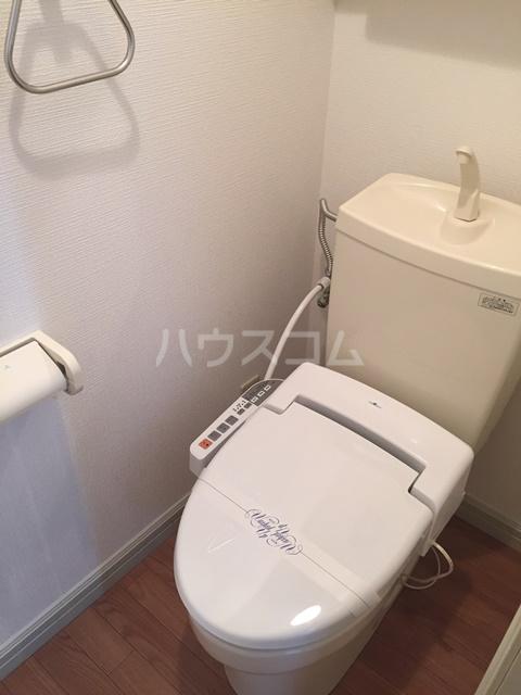 ツインズのトイレ