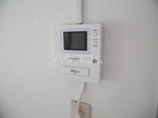 サンパレス 105号室のセキュリティ
