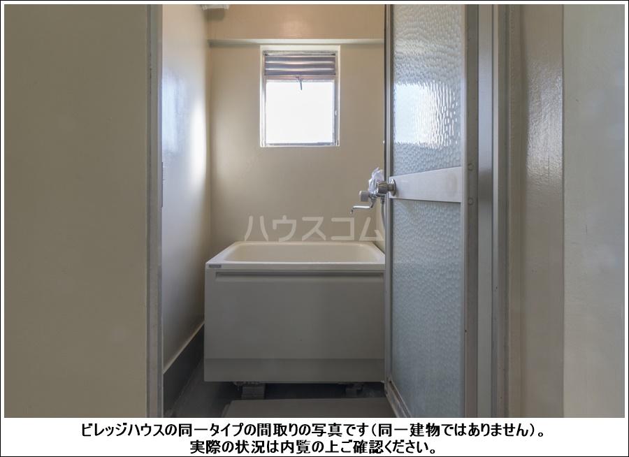 ビレッジハウス大東Ⅱ2号棟 208号室の風呂
