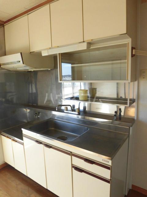 ビューコートⅠ 403号室のキッチン