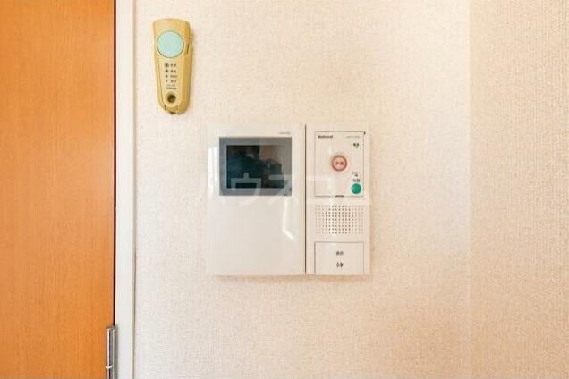 ステージファースト井荻 401号室のセキュリティ