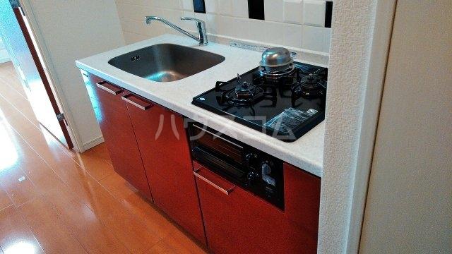 ステージファースト井荻 401号室のキッチン