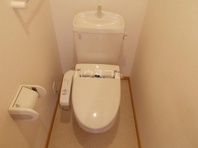 ボニート 02010号室のトイレ