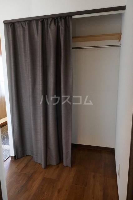 SPOON 掛川 103号室の収納