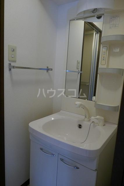 SPOON 掛川 103号室の洗面所