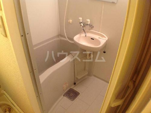 レオパレスSHINBAⅡ 106号室の洗面所
