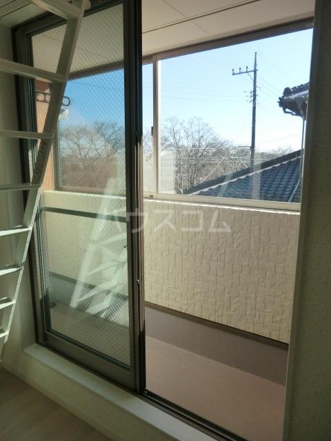 アコス浦和 203号室のバルコニー