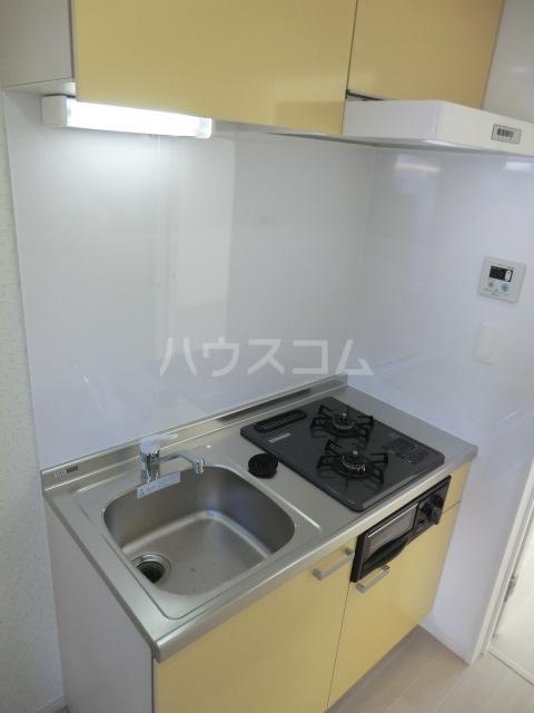 アコス浦和 203号室のキッチン