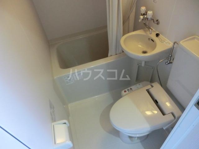 アコス浦和 203号室のトイレ