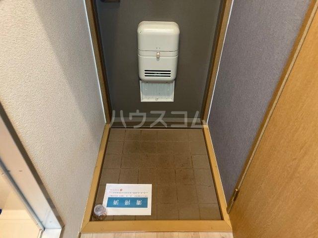 ジュビロⅡ 101号室のトイレ
