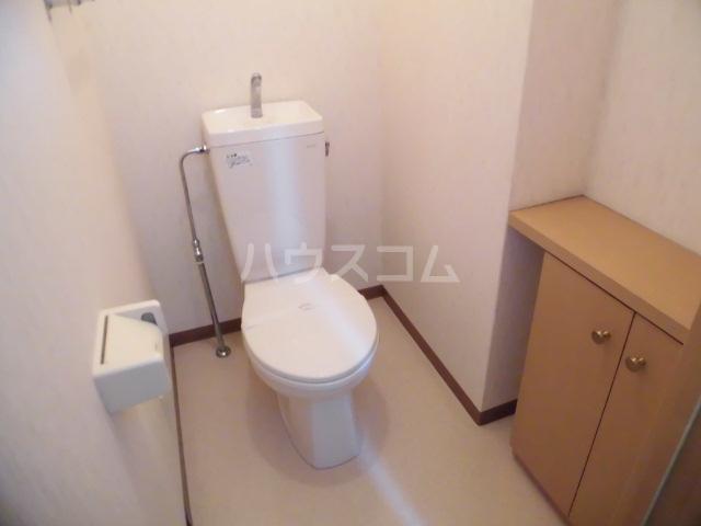 グロワール 301号室のトイレ