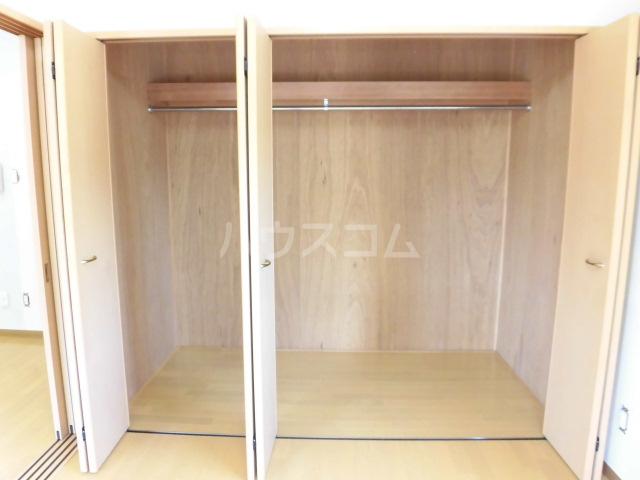 グロワール 301号室の収納