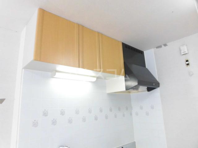 グロワール 301号室のキッチン
