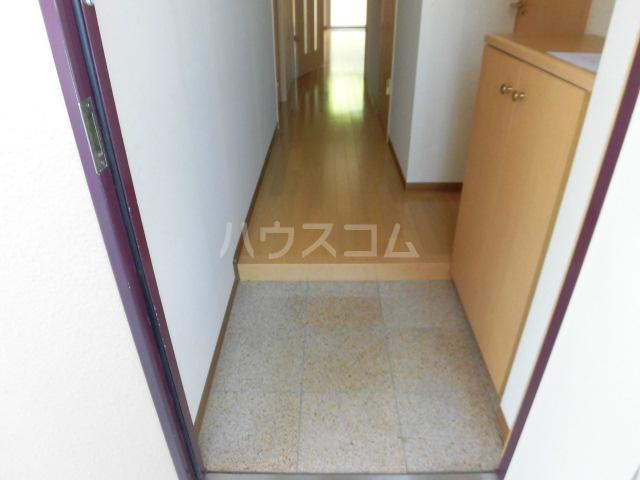 グロワール 301号室の玄関
