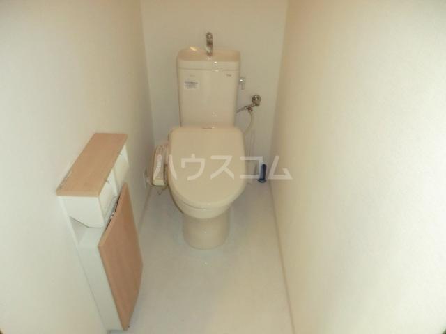 ハイツアセント 305号室のトイレ